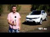 Тест-драйв и обзор нового кроссовера Nissan Qashqai
