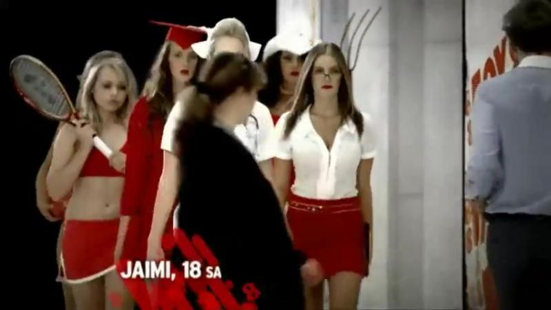 Реклама третьего сезона шоу Топ-модель по-австралийски