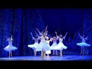 Вальс снежных хлопьев. Королева снежинок Елизавета Филиппова.