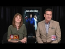 Coffee With Ash vs Evil Dead Stars Lucy Lawless and Bruce Campbell
