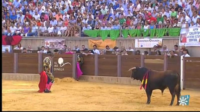 Final del XXII Ciclo de Novilladas de las Escuelas Taurians Andaluzas Gran Final de Almedinilla