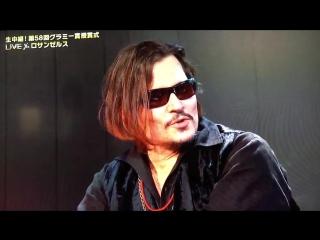 """""""Голливудские вампиры"""" - Интервью Джонни и Джо Перри"""