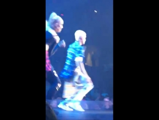 Video of Justin performing in Calgary, AB