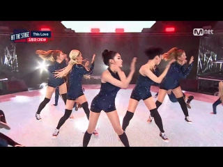 Kim Chung Ha (I.O.I) x Waack Crush - Boyfriend + Single Ladies + Run The World (Girls) @ Hit The Stage 160810