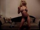 стриптиз для милого [480p] Блондинка,стриптиз,беркова,грей,саша,попка,киска,вчулках,трахнул,в попку,малишка,танцует,анал