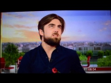 BBC Breakfast: Howard Rose talking about The Voice