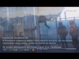 В интернете появилось видео с Ярославского вокзала, где пассажиры перелезают через забор, чтобы не платить за проезд