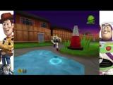 Ностальгия: Toy Story 2: Buzz Lightyear to the Rescue [PS1] (В бесконечность и далее)