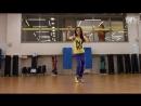 Танец Bachata Базовые шаги Годжиева Алена