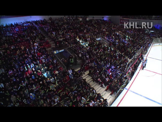 KHL All Star Эффектный буллит Shootout