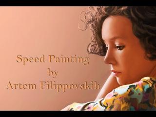 Speed Painting: Valerie
