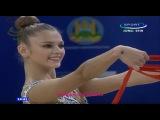 Aleksandra Soldatova Ribbon EF - WC Tashkent 2016