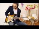 Original TABS - BETTER CALL SAUL Theme - Intro played on guitar