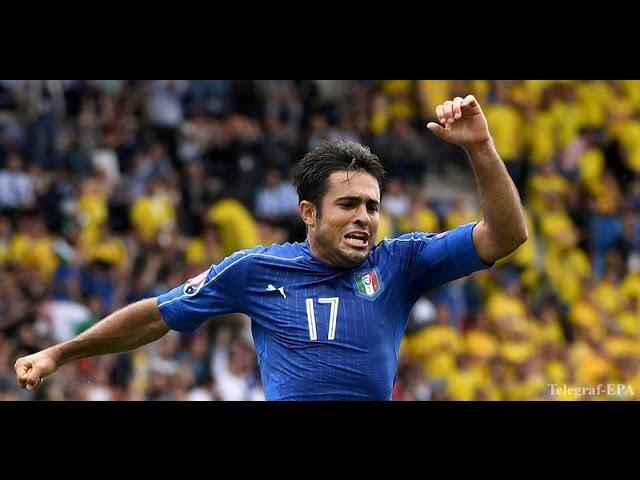 Италия Швеция 1 0 гол Эдера
