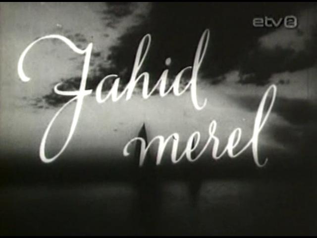 Яхты в море / Jahid merel (1955 г.) / Производство: Таллинская киностудия