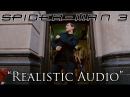 Spider-Man 3 Dance Scene with Realistic Audio - No Music