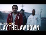 Lazarus ft. D12 (Swifty McVay, Kuniva) - Lay The Law Down  Desi Hip Hop Inc