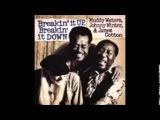 Muddy Waters, Johnny Winter &amp James Cotton    Black Cat Bone Dust My Broom