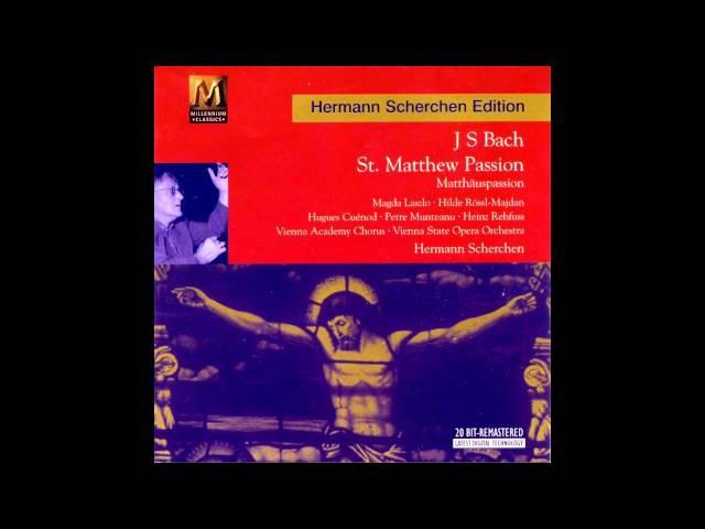 J.S.Bach: Matthew Passion BWV244 Prt 2/2 21. Aria Aus Liebe willl mein Heiland sterben
