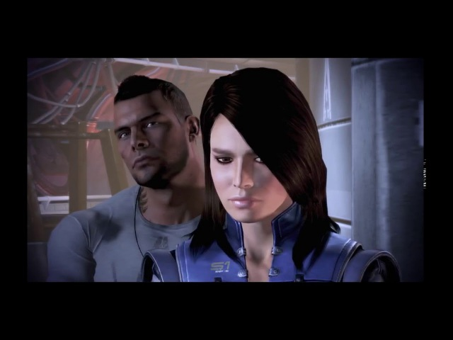 Mass Effect 3: Destroy The Reapers Ending