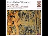 Georg Philipp Telemann. Suite in G minor. TWV 55g1
