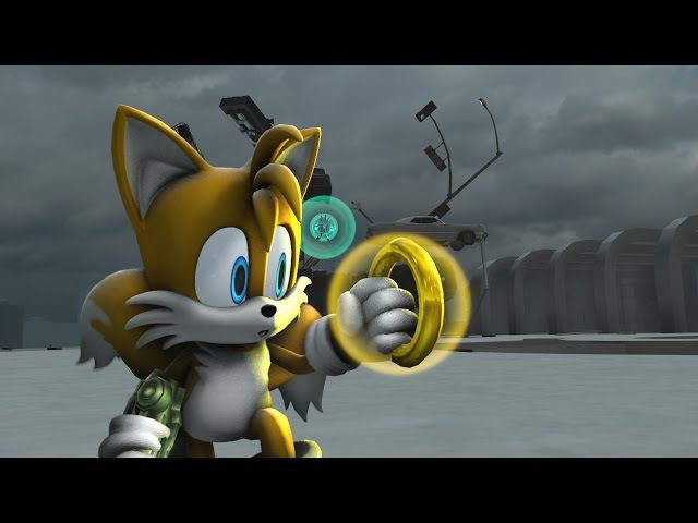 [SFM] The Unifier: Tails vs. Silver || 850 Subscriber Special