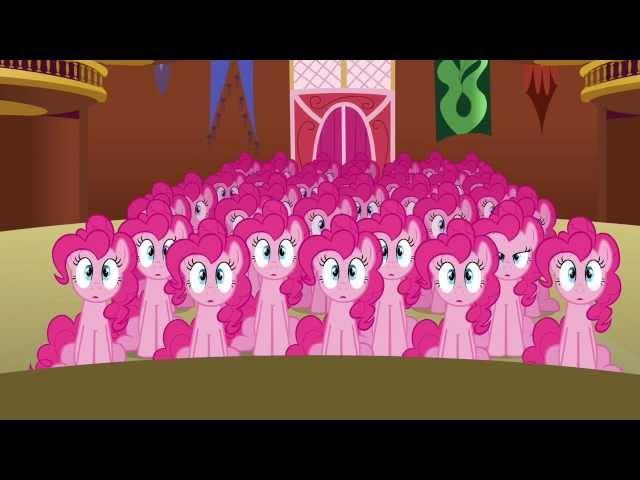 Determining the real Pinkie - Full scene