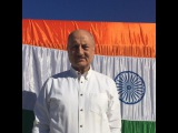 Instagram video by Anupam Kher • Aug 15, 2016 at 12:52am UTC
