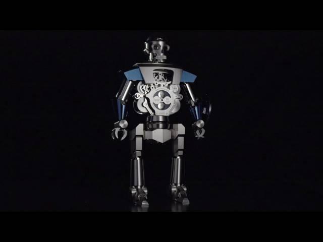 Balthazar - The duality of man and machine - MBF LEpée 1839