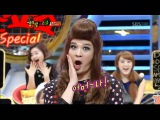 Shin Dong (Super Junior) imitates So Hee (Wonder Girls) with Tell Me n Be My Baby