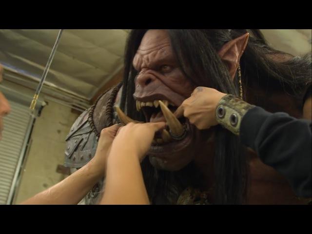 Съемки фильма Варкрафт (2016) Behind the scenes Warcraft. Filming Warcraft