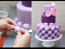 How To Make Billowing Pillows for a Wedding Cake *Decorar con Fondant