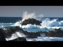 Zen Ocean Waves Ocean Sounds Only NO MUSIC Aquatic Dream Therapy