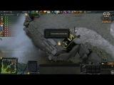 NewBee vs Fnatic игра 2