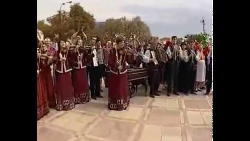 2007-10-13 Играй, гармонь любимая! Гагаузия. 2 часть