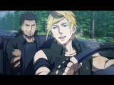 Brotherhood: Final Fantasy XV / Последняя фантазия: Братство - 2 серия [Озвучка: AniDub MVO]