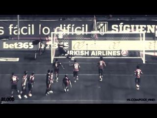 ~ Neymar great free kick vs Atletico || Blood || vk.com/foot_vine1