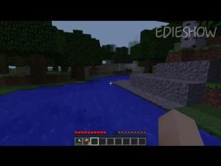 №4 Как не надо снимать сериал в Minecraft (Самый жесткий сериал_) - 360P