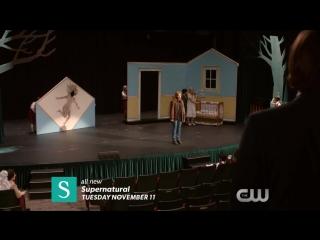 Сверхъестественное/Supernatural (2005 - ...) ТВ-ролик (сезон 10, эпизод 5)