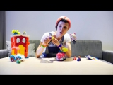 Видео для детей Щенячий ПАТРУЛЬ и Маша! Учим цвета с машинками Щенячьего патруля
