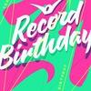 Record Birthday(ДР Рекорда)| 9 сентября | Воздух
