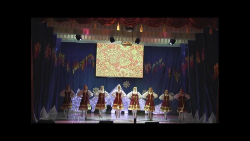 Хореографический ансамбль КРЕ-А-ТИВ,п.Хулимсунт-Топотуха