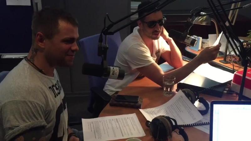 Градусы в эфире Best FM, запись хит-парада ТОП 20
