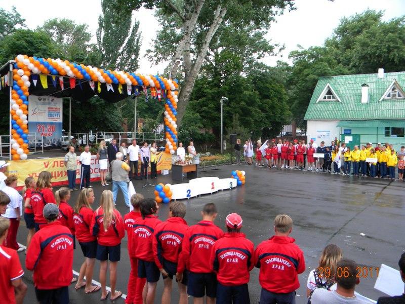 Парусный спорт в Таганроге