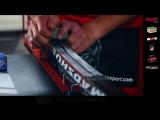 Swix XC Sport Hardwax 3 3 - нанесение мазей держания