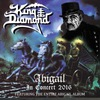KING DIAMOND 11.06.16 Хельсинки