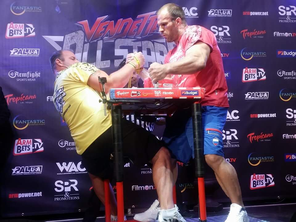 , ARMFIGHT 46 VENDETTA ALL STARS, LAS VEGAS │ Photo posted by Irina Way in Армрестлинг главная / Armwrestling / Армспорт