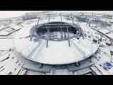 FARFLY Studio - Стадион Зенит 20.01.2016