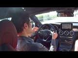 New Mercedes-Benz C-Class Coup