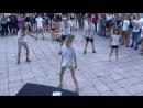 танец на стартины часть 1
